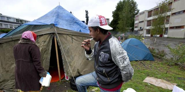 'Illegaal verblijf in Nederland is strafbaar'