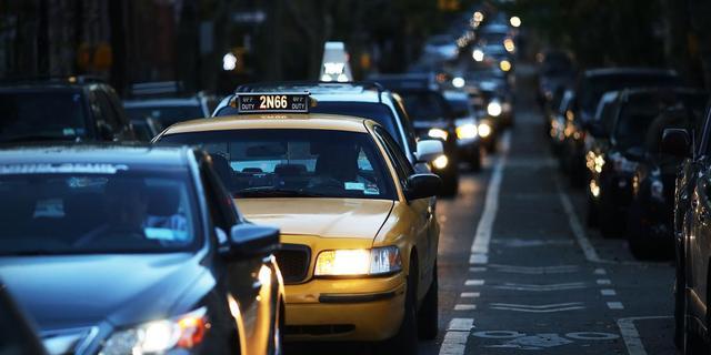 Uber officieel van start in Amsterdam