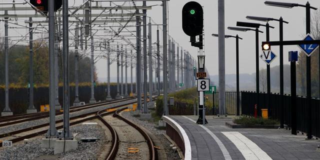 Boom belemmert treinverkeer Eindhoven-Weert