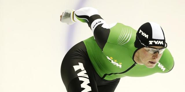 Kramer loot ploeggenoot Blokhuijsen op 5000 meter NK