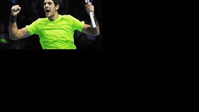 Del Potro opnieuw naar ABN AMRO World Tennis Tournament