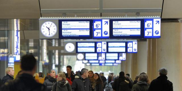 Passage in station Rotterdam Centraal geopend