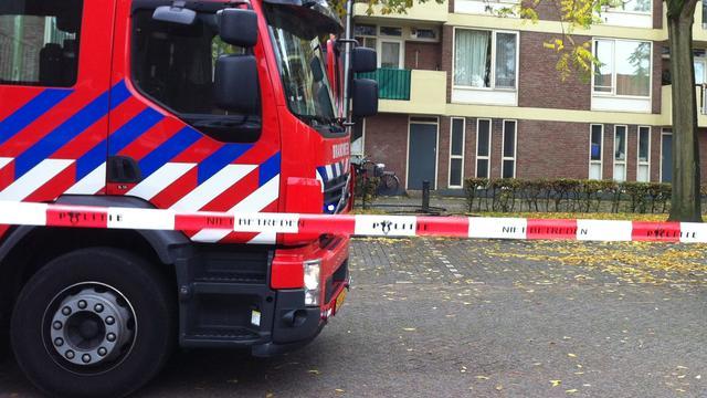 Flatwoningen Heemskerk ontruimd na brand