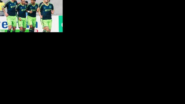 Ajax pakt bij PEC Zwolle weer eens volle buit