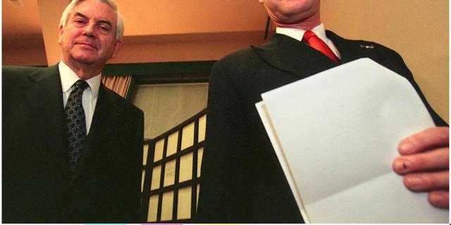 Oud-staatssecretaris Linschoten (VVD) voor rechter om belastingaangifte