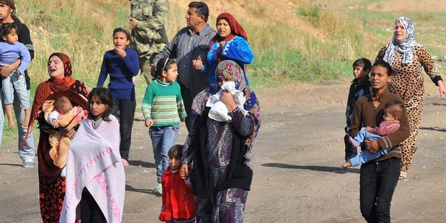 Turkije soepeler voor Syrische vluchtelingen