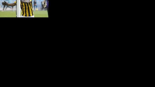 Bony traint weer mee bij Vitesse