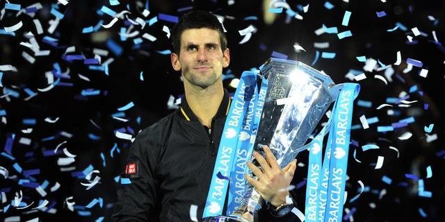Ambitieuze Djokovic legt lat hoog