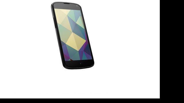 Nexus 4 in enkele uren uitverkocht