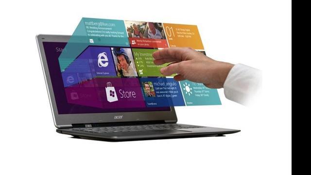 Bedrijf ontwikkelt gebarenbediening voor Windows 8