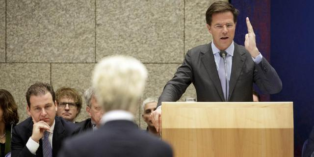 Kamer verwerpt PVV-motie van afkeuring