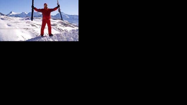 Minder wintersportletsel door betere sneeuw