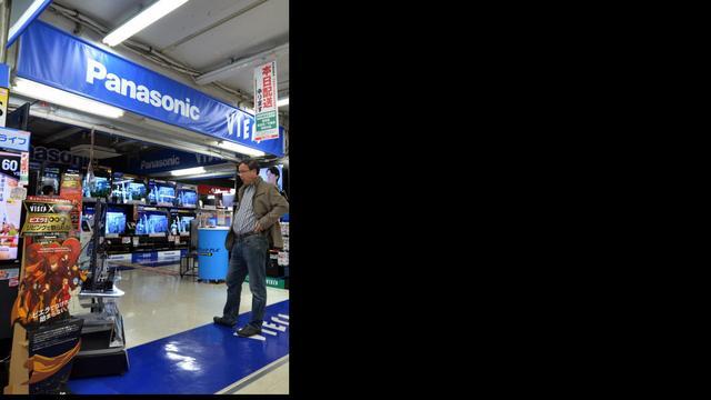 Panasonic profiteert van goedkopere yen