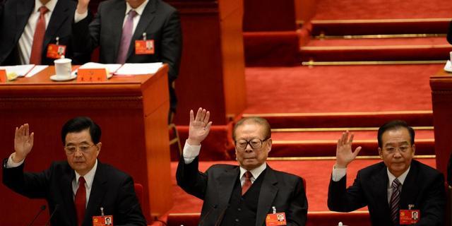Spaans arrestatiebevel tegen Jiang Zemin