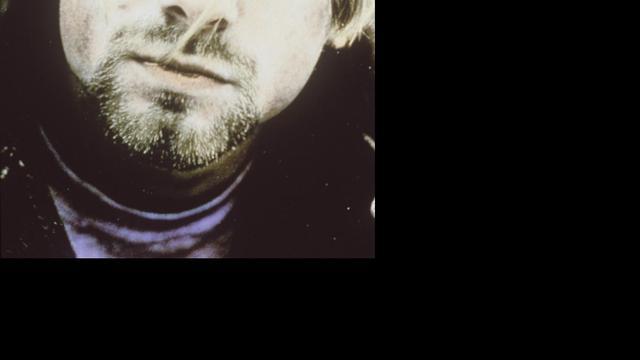 'Kurt Cobain enthousiast over Foo Fighters'