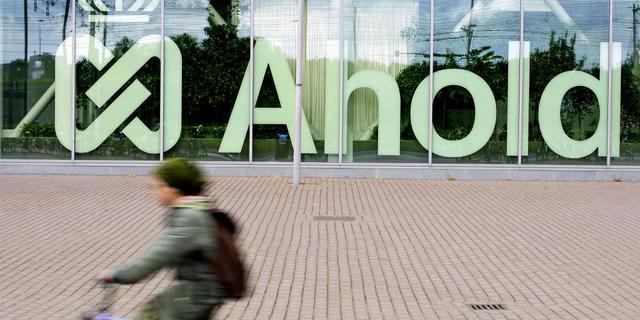 'Ahold ziet winst stijgen'