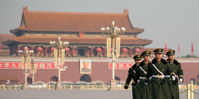 China verwacht groei van 7,5 procent