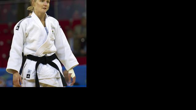 Deelname judoka Franssen aan EK onzeker