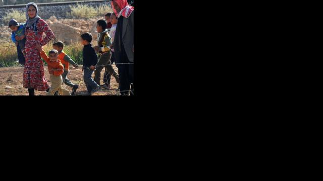 Kou Syrië bedreigt honderdduizenden kinderen
