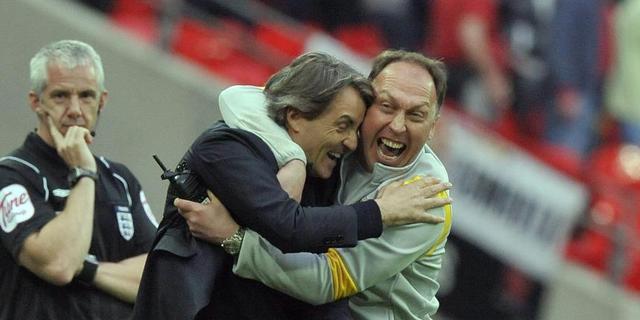 Ook assistent Mancini weg bij City
