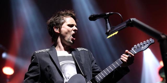 Muse annuleert concerten vanwege voetblessure zanger