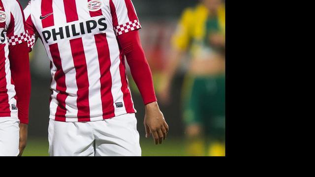 Narsingh met PSV naar Milaan