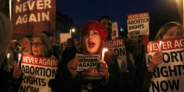 Ierse kerk wil lobby tegen levensreddende abortus