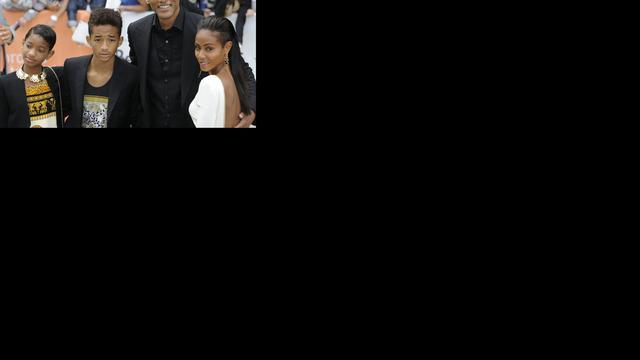 Jada Pinkett Smith regelt date voor zoon
