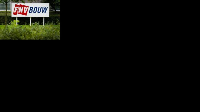 FNV Bouw hengelt naar zzp'ers
