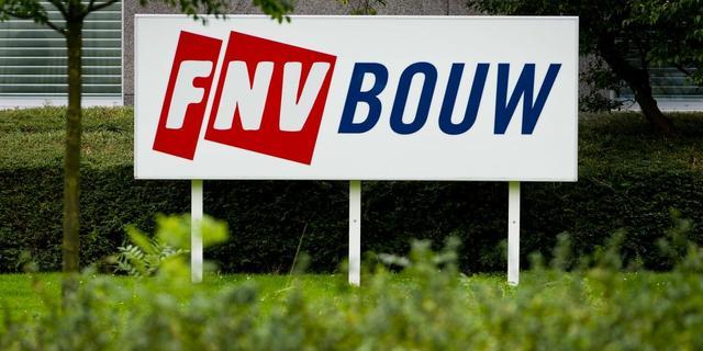 Leden FNV Bouw stemmen in met vakbondsfusie
