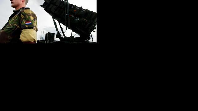 Turkije verzoekt NAVO om inzet Patriot-raketten