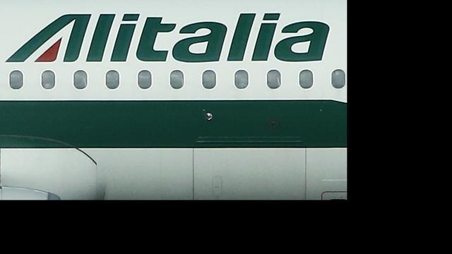 'Alitalia rondt kapitaalverhoging af'