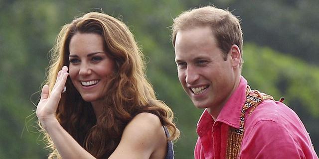 Eventuele dochter William en Kate wordt prinses