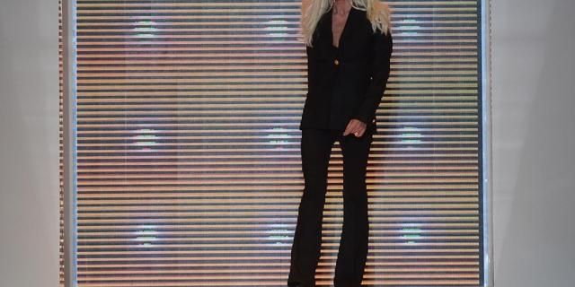 Blackstone neemt belang in modehuis Versace