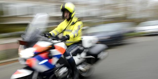 Vrachtwagenchauffeur overleden na ongeluk op A6