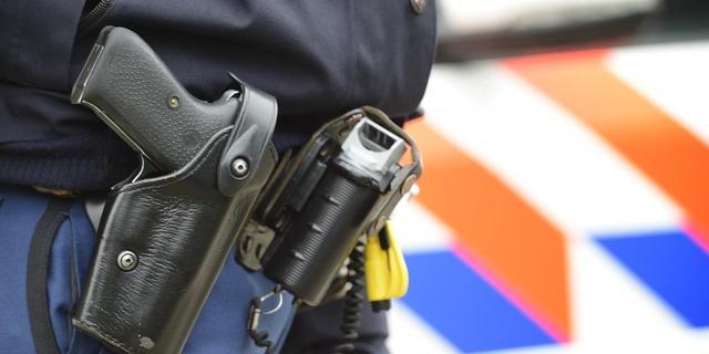 Politie Schiedam schiet bij aanhouding