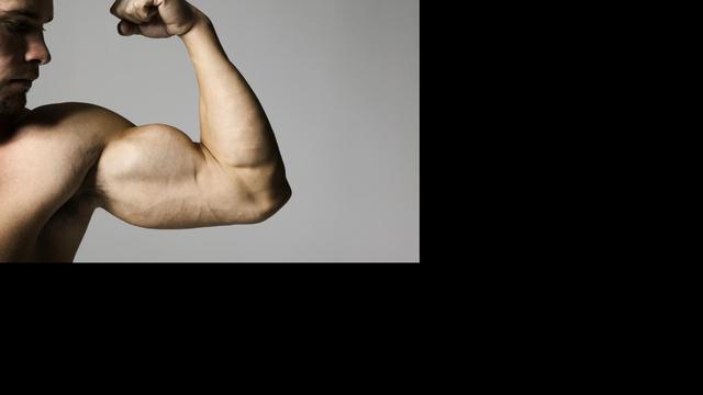 Veel spieren zorgen mogelijk voor langer leven