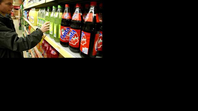 'Frisdranken en sappen worden minder zoet'