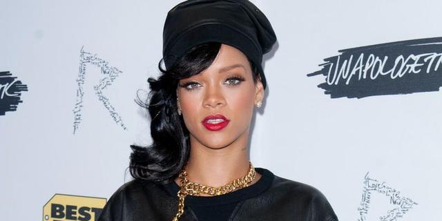 Rihanna voor het eerst met album op nummer 1 in VS