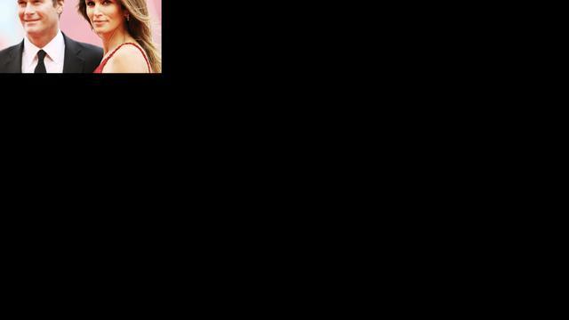 Cindy Crawford viert twintigste huwelijksjubileum