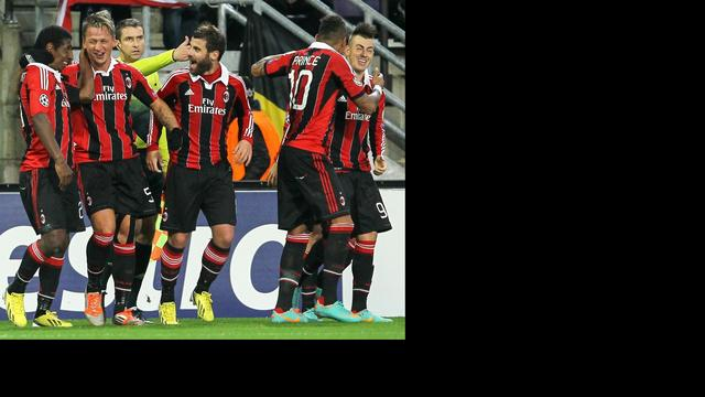 Milan door in Champions League na zege op Anderlecht
