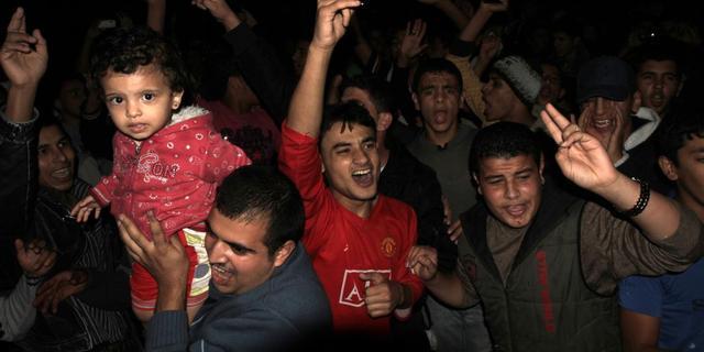 Wapenstilstand Israël en Palestijnen in Gaza