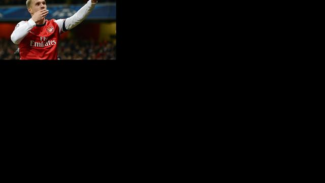 Arsenal en Schalke naar knockoutfase