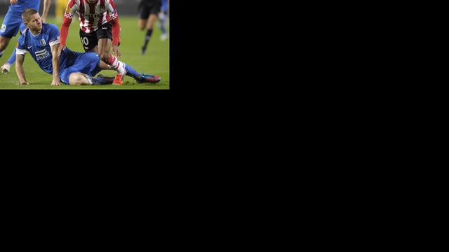 Europees avontuur PSV ook ten einde