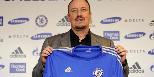 Benitez hoopt Chelsea-fans te overtuigen