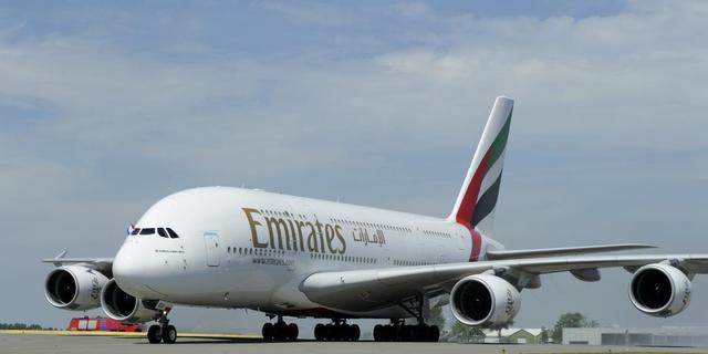 Betere resultaten voor Golfmaatschappij Emirates