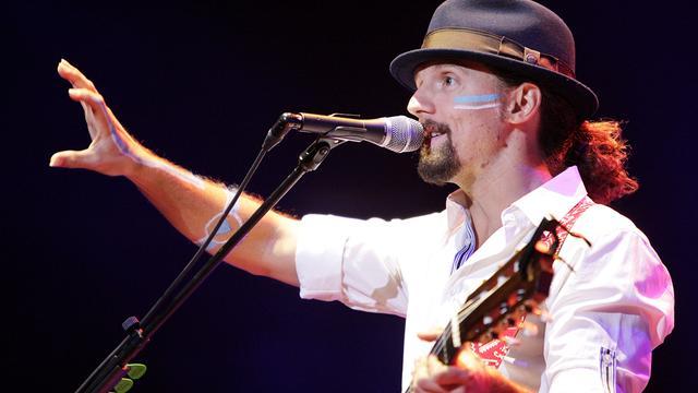 Jason Mraz laat Ziggo Dome knuffelen en highfiven