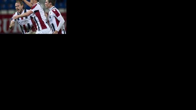 Willem II op de valreep naast Heracles, NEC wint van Utrecht