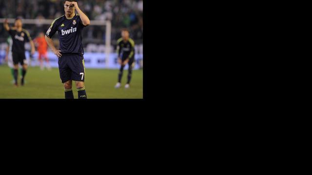 Betis bezorgt Real Madrid pijnlijke nederlaag