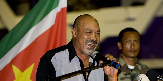 Bouterse brengt regering Suriname tot wankelen